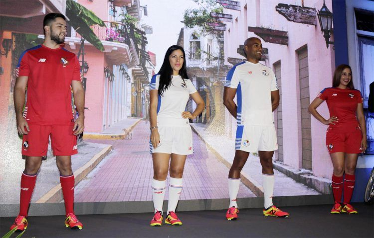 Panama kit 2017-18 New Balance