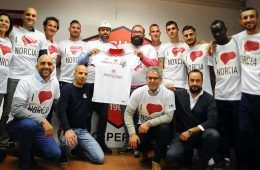 Perugia Love Norcia Patch Terremoto 2016