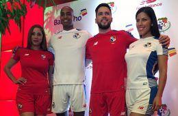 Presentazione maglie Panama 2017-2018