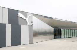 Puma Italia, nuova sede Milanofiori Nord ad Assago