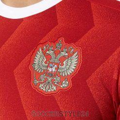 Stemma Russia ricamato maglia 2017-2018