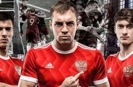 Presentazione maglia Russia Confederations Cup