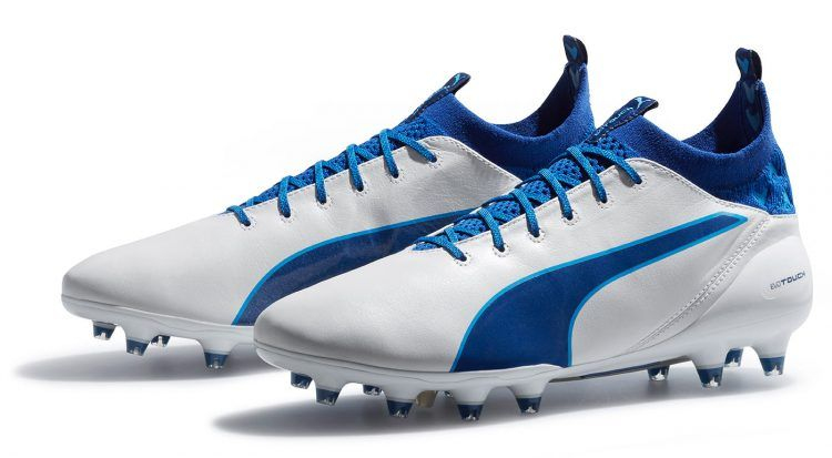 Scarpe Puma evoTouch bianco-blu