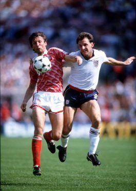 Russia-Inghilterra Europei 1988
