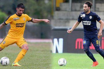 Hellas Verona maglie trasferta 2016-17