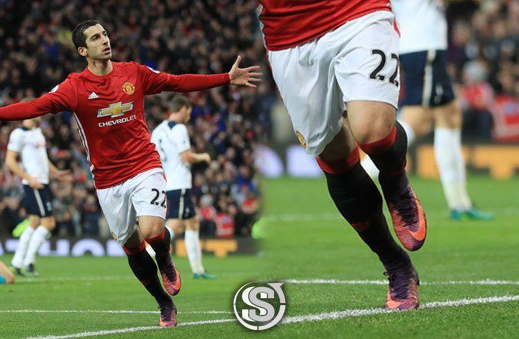 Henrikh Mkhitaryan (Manchester United) - Nike Mercurial Superfly V