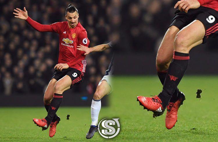 Zlatan Ibrahimovic (Manchester United) - adidas X 16.1