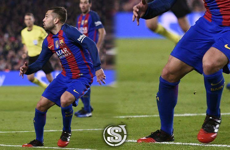 Jordi Alba (Barcellona) - adidas ACE 17.1 Leather