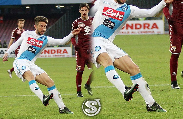 Dries Mertens (Napoli) - Nike Mercurial Vapor XI