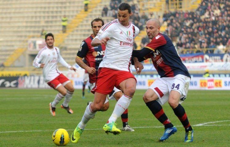 Bologna-Milan 2011-2012 - Zlatan Ibrahimovic