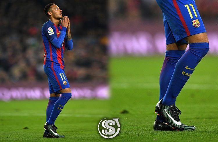 Neymar (Barcellona) - Nike Mercurial Vapor XI