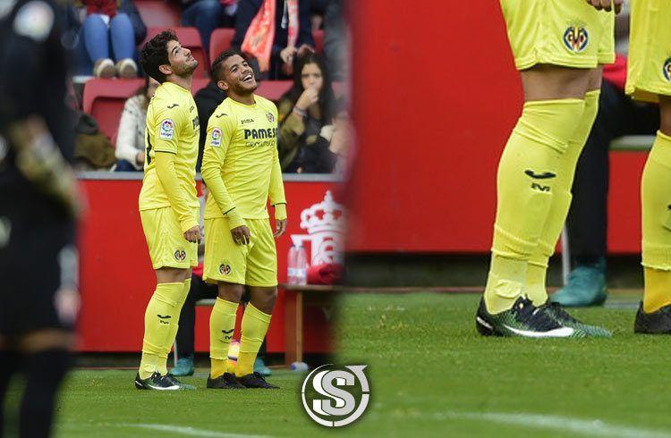 Alexandre Pato (Villarreal) - Nike Mercurial Vapor XI