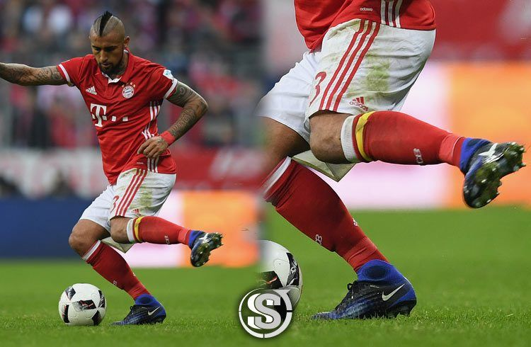 Arturo Vidal (Bayern Monaco) - Nike Magista Obra II