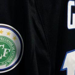 Logo Chapecoense maglia Atalanta