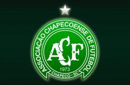 Chapecoense nuovo stemma stelle