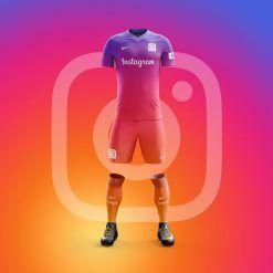 Instagram FC Appstore Football Club