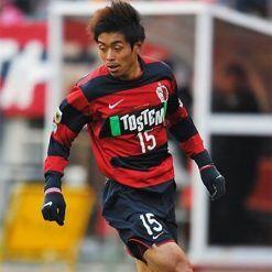 Kashima Antlers kit 2008