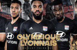 Presentazione terza maglia Lione 2016-17
