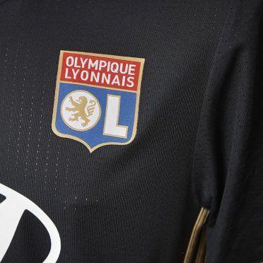 Stemma Lione, terza maglia nera 2016-17