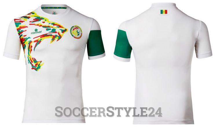 Maglia Senegal 2017 Coppa d'Africa