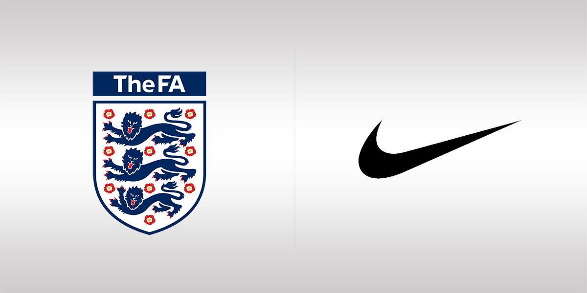 Nike sponsor tecnico Inghilterra 2030