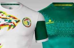 Maglie Senegal Coppa d'Africa 2017