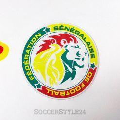Stemma federazione calcistica Senegal