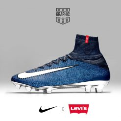 "Nike Mercurial Superfly ""Levi's"""