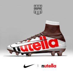 "Nike Mercurial Superfly ""Nutella"""