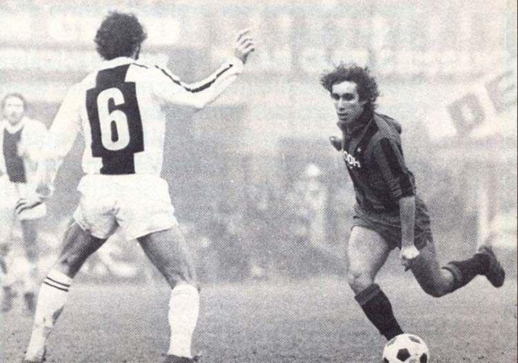Udinese-Milan 1981-82