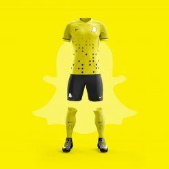 US Snapchat Appstore Football Club