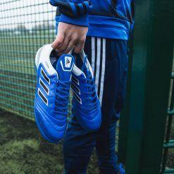 Scarpe calcetto Copa 17 blu