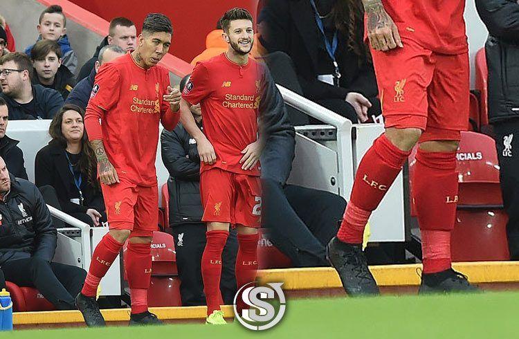 Roberto Firmino (Liverpool) - adidas ACE 17.1