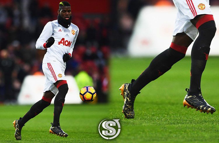 Paul Pogba (Manchester United) - adidas ACE 17+ PureControl PP
