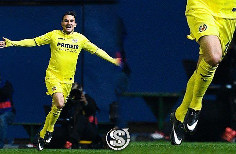 Nicola Sansone (Villarreal) - Nike HyperVenom Phinish