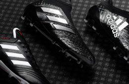 Adidas Black Pack scarpe da calcio