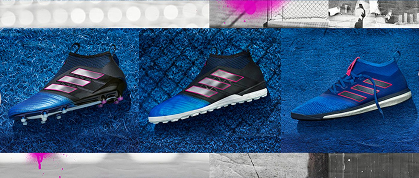 Adidas Blue Blast ACE 17