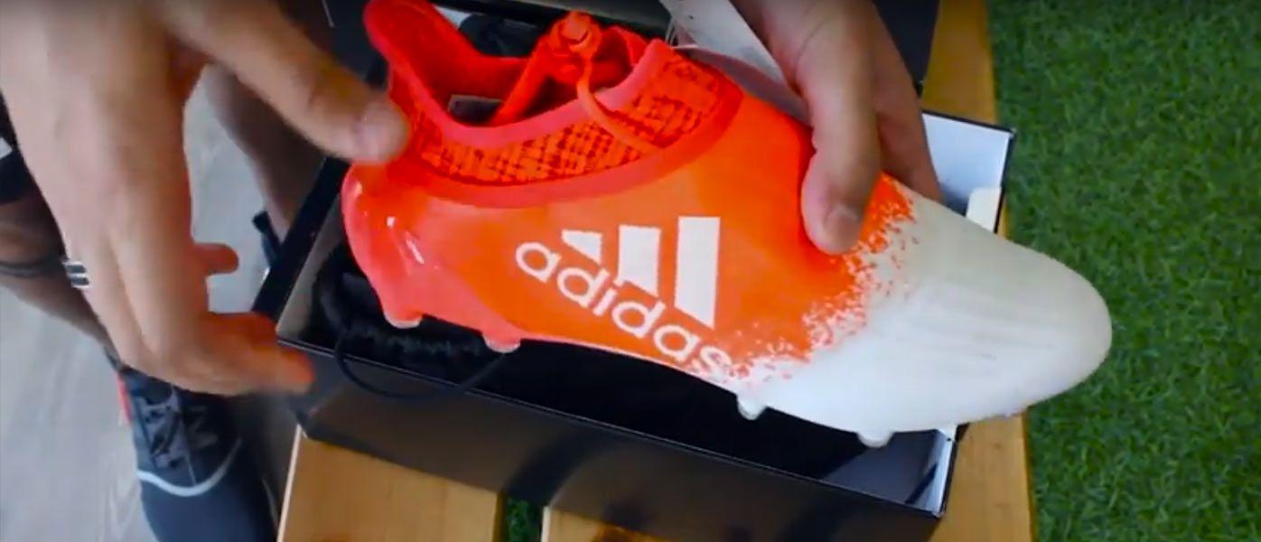 adidas X 16+ PureChaos Women unboxing
