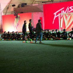 Evento Nike Academy Milano con Higuain