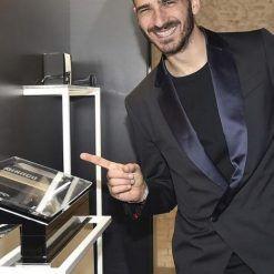 Bonucci serata gala Juventus