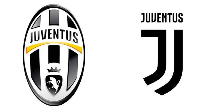 I loghi della Juventus