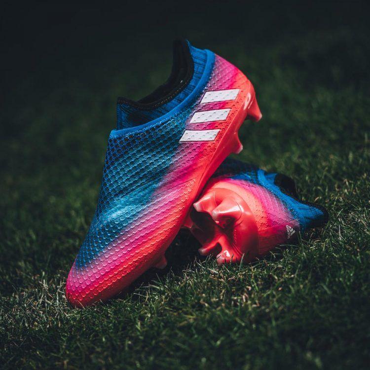 adidas Messi 16 Blue Blast