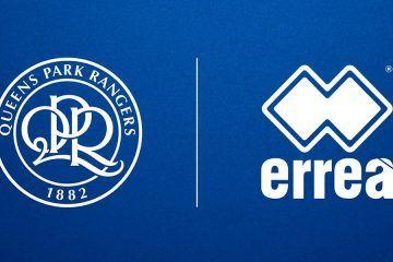 Erreà sponsor tecnico QPR