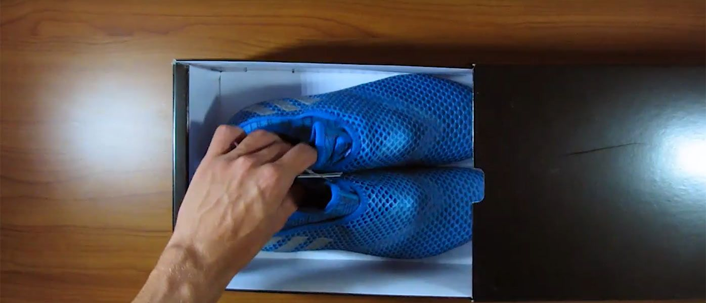 Unboxing Messi 16+ Blue