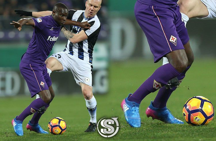 Kouma Babacar (Fiorentina) - adidas X16+ PureChaos