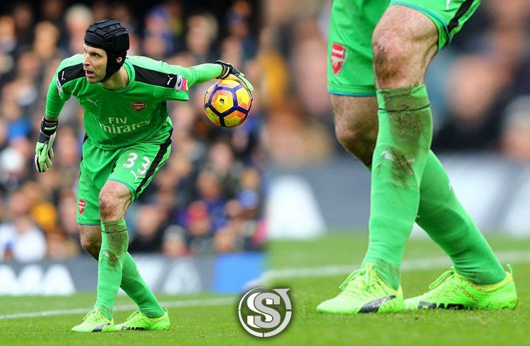 Petr Cech (Arsenal) - Puma EvoPower Vigor 1