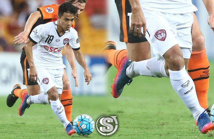 Chanathip Songkrasin (Muangthong United) - adidas Messi 16.1