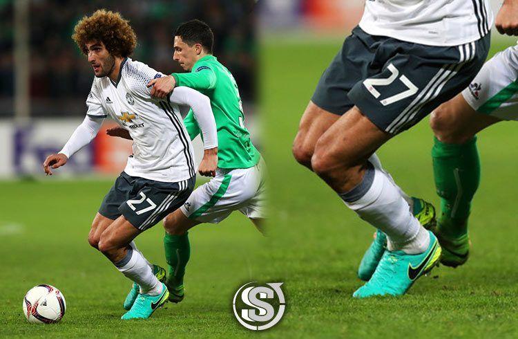 Marouane Fellaini (Manchester United) - Nike Tiempo Legend VI