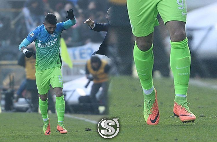 Gabriel Barbosa (Inter) - Nike HyperVenom Phantom 3 DF