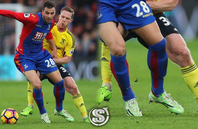 Luka Milivojević (Crystal Palace) - adidas F50 adizero